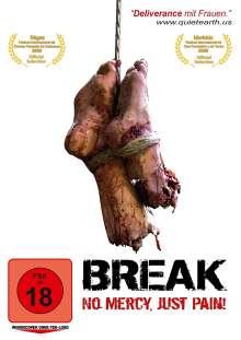 Break - No Mercy, Just Pain!, DVD