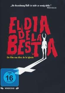 El Dia De La Bestia, DVD