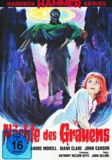 Nächte des Grauens, DVD