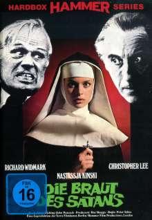 Die Braut des Satans, DVD