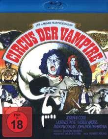 Circus der Vampire (Blu-ray), Blu-ray Disc