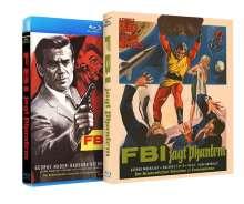 FBI jagt Phantom (Blu-ray), Blu-ray Disc