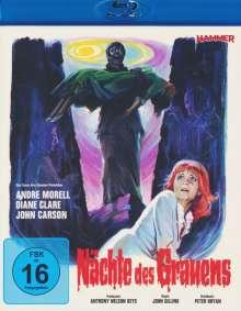 Nächte des Grauens (Blu-ray), Blu-ray Disc