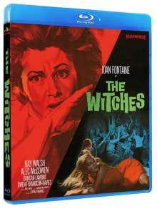 The Witches (Der Teufel tanzt um Mitternacht) (Blu-ray), Blu-ray Disc