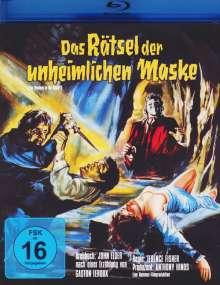 Das Rätsel der unheimlichen Maske (Blu-ray), Blu-ray Disc