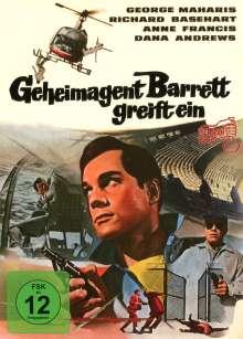 Geheimagent Barrett greift ein (Blu-ray im Mediabook), Blu-ray Disc
