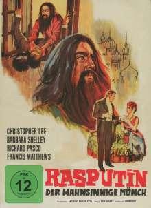 Rasputin - Der wahnsinnige Mönch (Blu-ray im Mediabook), Blu-ray Disc