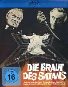 Die Braut des Satans (Blu-ray), Blu-ray Disc