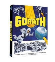 Gorath - Ufos zerstören die Erde (Blu-ray im Mediabook), Blu-ray Disc
