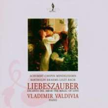 Vladimir Valdivia - Liebeszauber, CD