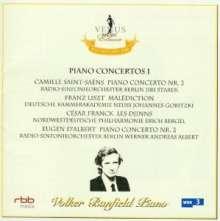 Volker Banfield - Klavierkonzerte Vol.1, CD