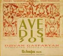 Avedis String Orchestra: Avedis 301 (Feat. Djivan Gasparyan), CD