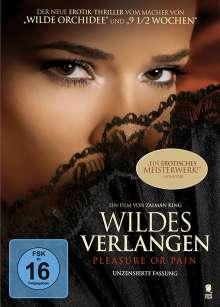 Wildes Verlangen, DVD
