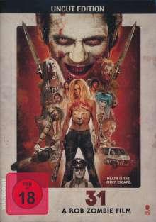 31 - A Rob Zombie Film, DVD