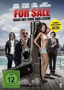 For Sale - Haus mit Pool und Leiche, DVD