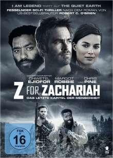 Z for Zachariah, DVD