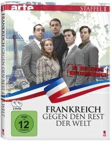 Frankreich gegen den Rest der Welt Staffel 1 (Mediabook), 2 DVDs