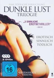 Dunkle Lust Trilogie, 3 DVDs