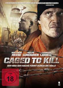 Caged To Kill, DVD