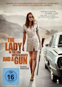 The Lady in the Car with Glasses and a Gun, DVD