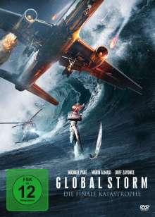 Global Storm, DVD