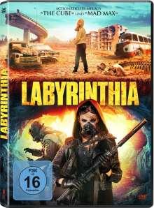 Labyrinthia, DVD