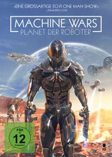 Machine Wars - Planet der Roboter, DVD