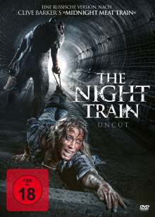 The Night Train, DVD