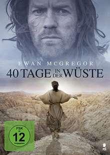 40 Tage in der Wüste, DVD