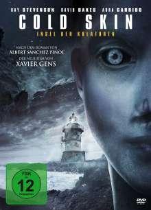 Cold Skin, DVD