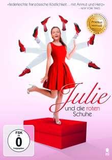 Julie und die roten Schuhe, DVD