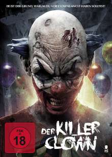 Der Killerclown, DVD