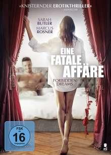 Eine Fatale Affäre - Forbidden Dreams, DVD