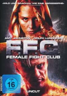 FFC - Female Fight Club, DVD