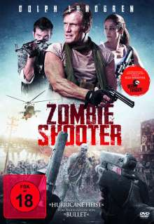 Zombie Shooter, DVD
