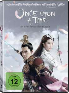 Once Upon A Time (2017), DVD