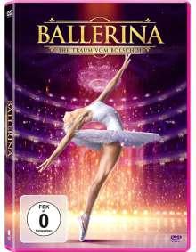 Ballerina - Ihr Traum vom Bolshoi, DVD