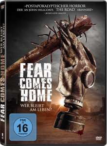 Fear comes home, DVD