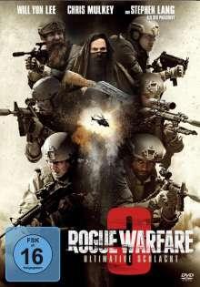 Rogue Warfare 3, DVD