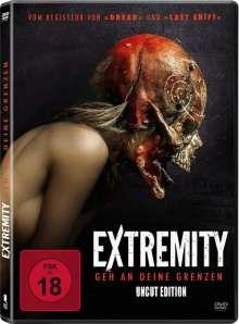Extremity, DVD