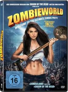 Zombieworld, DVD