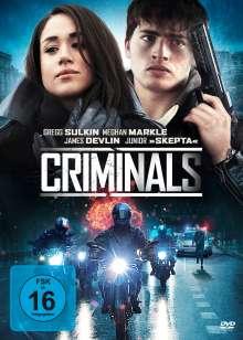 Criminals, DVD