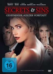 Secrets & Sins, DVD