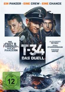 T-34: Das Duell, DVD
