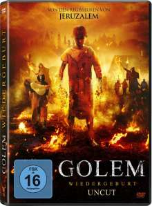 Golem - Wiedergeburt, DVD