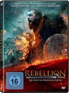 Rebellion - Der Zorn des Römischen Reichs, DVD