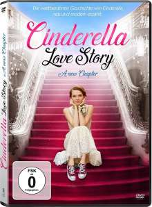 Cinderella Love Story - A New Chapter, DVD
