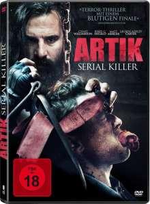 Artik - Serial Killer, DVD