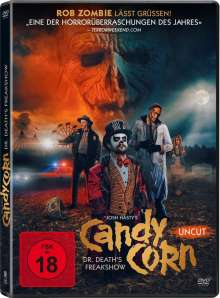 Candy Corn - Dr. Death's Freakshow, DVD
