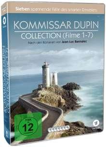Kommissar Dupin Collection (Filme 1-7), 7 DVDs